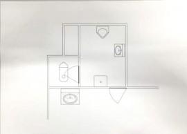 H様邸・施工前の図面