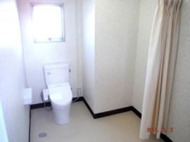 H様邸・施工後のトイレ